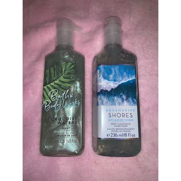 Bath & Body Works Hand Soap Duo